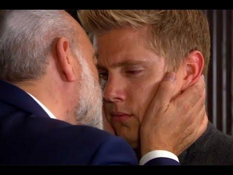 Emmerdale sex scandal as Lawrence White seduces Robert Sugden