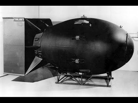 the features and history of the atomic bomb Warning roosevelt of the consequences of an atomic bomb, which had been  dismissed as unrealistic by much of the american physicist.