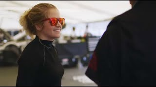 Collete Davis | Global Rallycross Teaser