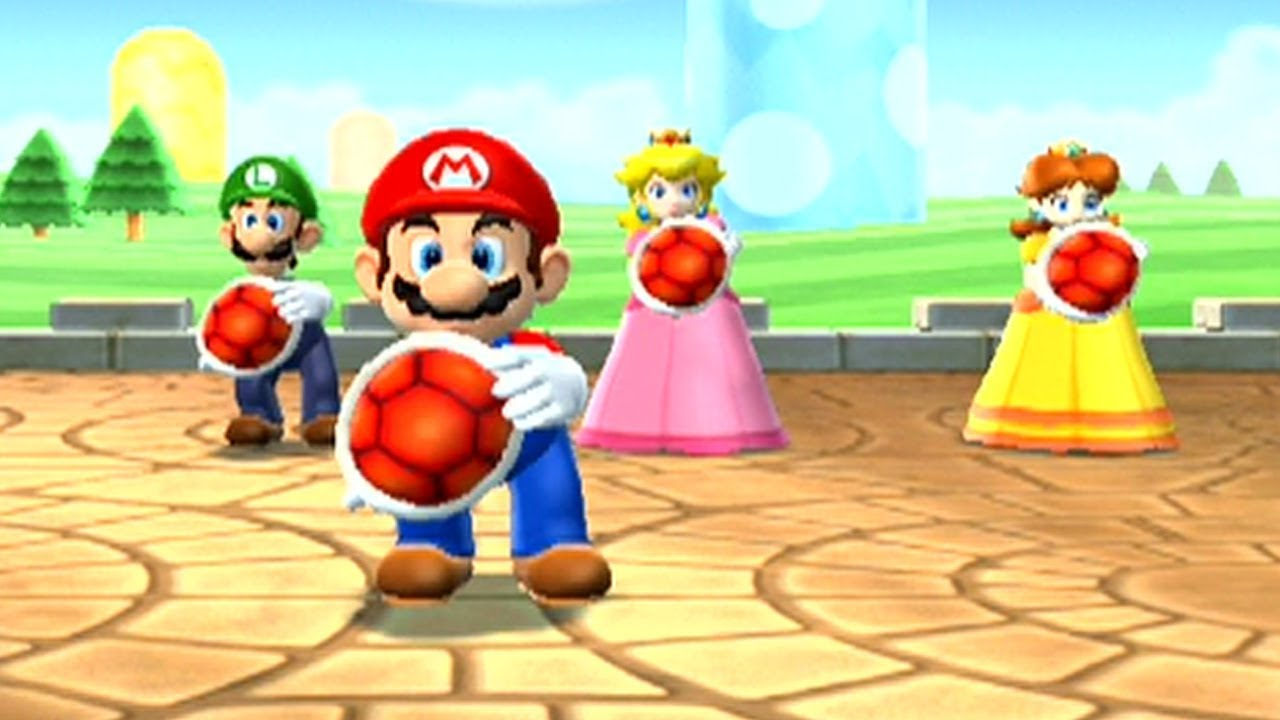 mario party 9 goomba bowling youtube
