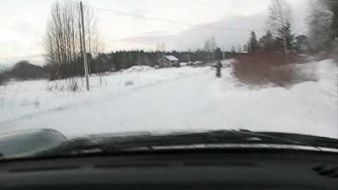 Nightrider Getaway in Koivujärvi