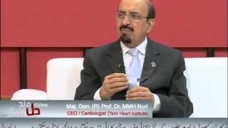 Tahir Heart Institute Rabwah's Director Major Gen. Dr Mahmood ul Hassan Noori