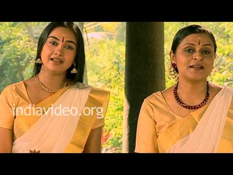 Kanikanunneram  Vishu Video Greetings Malayalam song