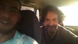اول ظهور لمنانوك في الجزائر تخرى بالضحك ههههههههههه Mnanauk a Oran 2016