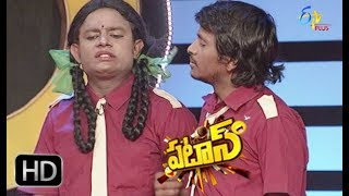Patas | Yadamma Raju  & Durga Rao Performance | 29th June  2018 | ETV Plus