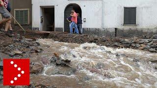 Alluvione in provincia di Lecco: Primaluna irriconoscibile, sassi e fango ovunque