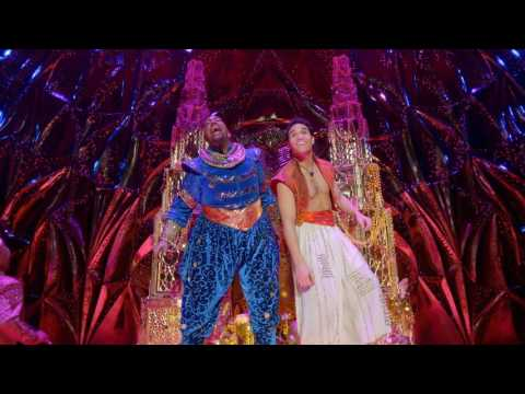 Disney's Aladdin on Tour - A Friend Like Me