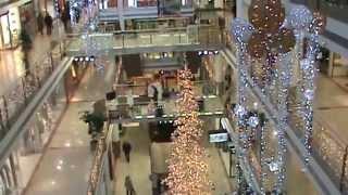 Прага торговый центр FLORA 2