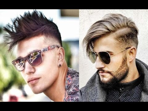 Top 10 Best Cool Hairstyles For Men 2017 2018 Best Stylish Male
