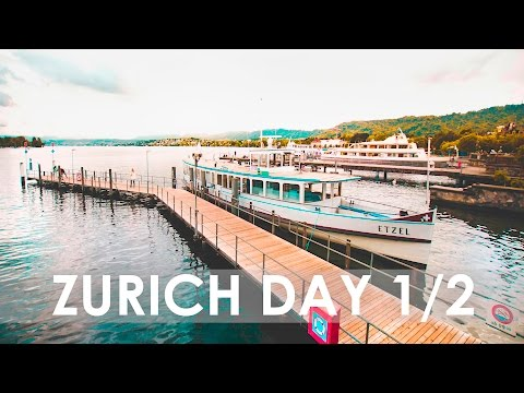 EuropeTrip#9 - FREE ZURICH TOUR, SWITZERLAND🇨🇭  (Bahasa Indonesia)