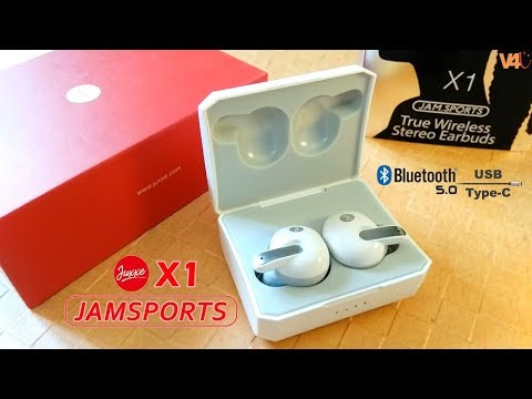 Juxxe JamSports X1 Unboxing & Review 🎧 Bluetooth 5.0 | 100 Hrs Battery Life | Wireless Earbuds