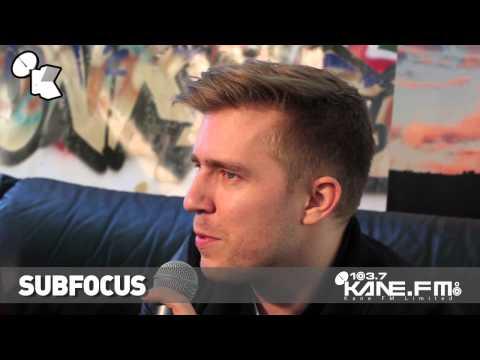 Guilfest 2012: Subfocus Interview