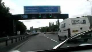 Anglia Vans in Hatfield Tunnel