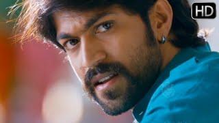 Yash's sakkath dialogue scene | Gajakesari Kannada Movie | Kannada action scenes 80 | Amulya,Yash