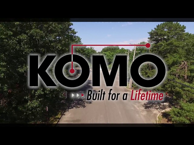 Komo Factory Tour
