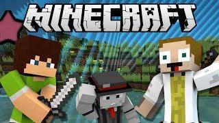[GEJMR] Minecraft - UHCRun - MenTovo poprvé