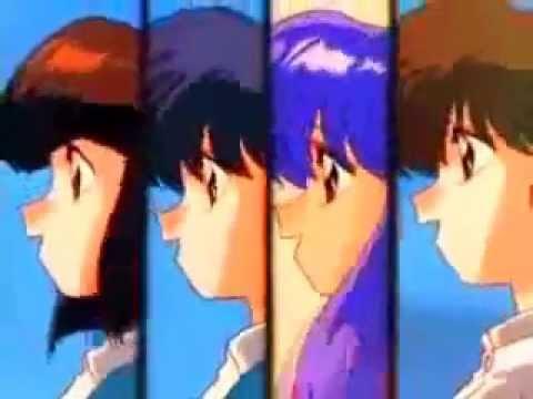 RANMA 1/2 OPENING OVA Where do we go from here (FULL)