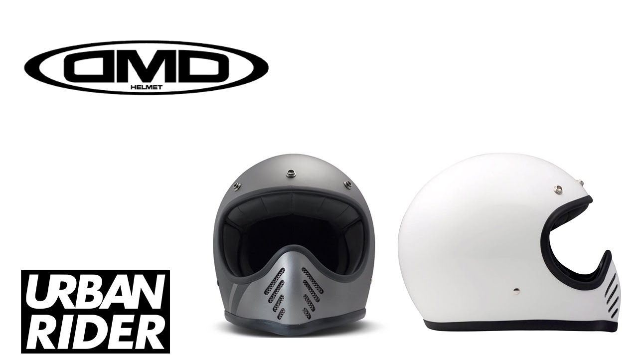 Dmd Seventy Five 75 Helmet Review New Urban Rider