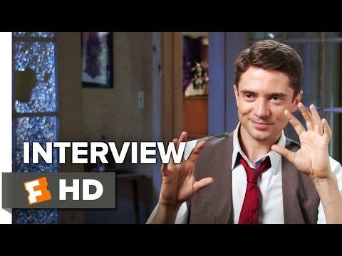 American Ultra Interview - Topher Grace (2015) - Jesse Eisenberg, Kristen Stewart Movie HD