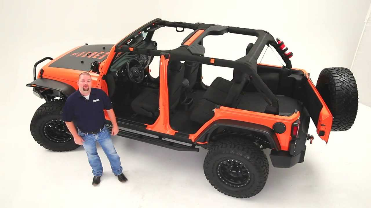 Bedtred Jeep JK Liner Kit