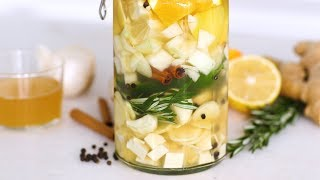 Fire Cider Tonic- Healthy Appetite with Shira Bocar