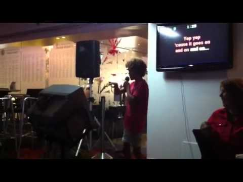 Nick wall karaoke Alex Heads