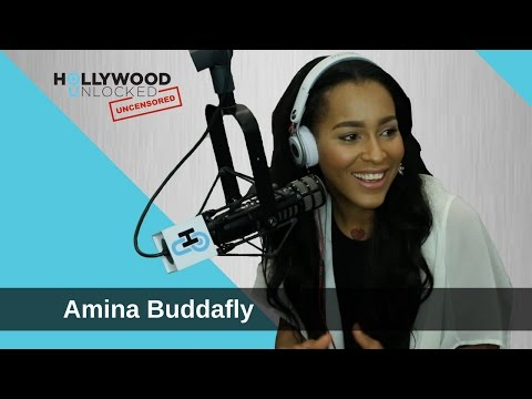 Amina Buddafly Talks Relationship with Tara Wallace on Hollywood Unlocked [UNCENSORED]