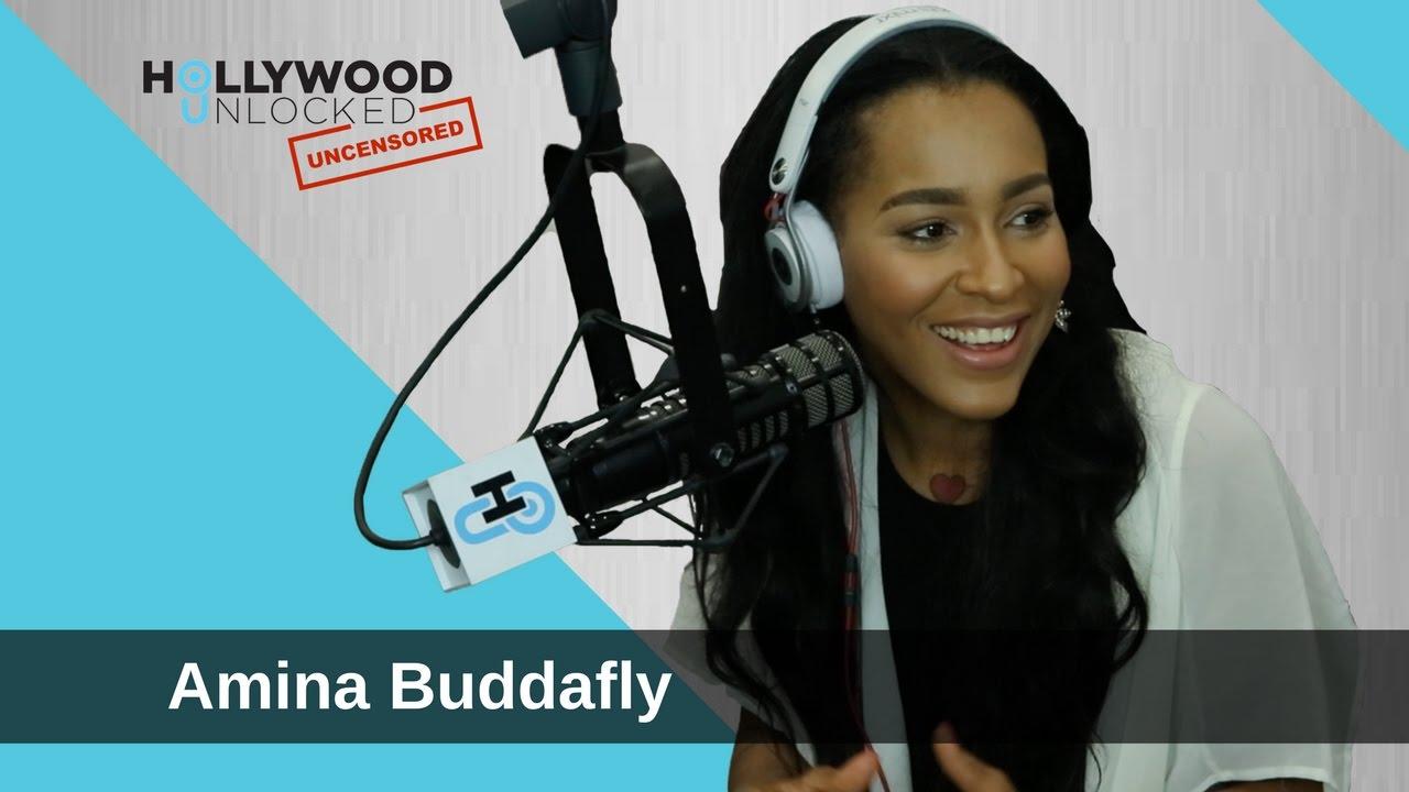 Amina Buddafly Talks Relationship with Tara Wallace on ...