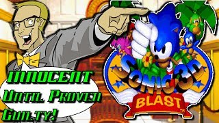 Sonic 3D Blast (Sega Genesis) - INNOCENT Until Proven Guilty!