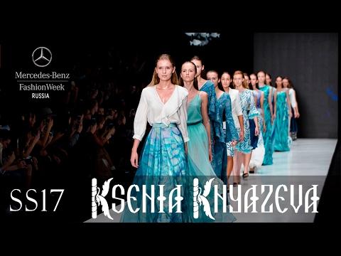Показ Ksenia Knyazeva - SS17  (Весна-Лето 2017)