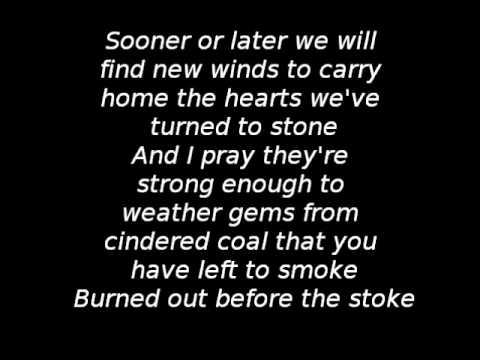Wovenwar - Death To Rights (Lyrics)
