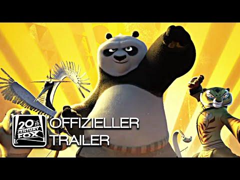 Kung Fu Panda 3 | Trailer 3 | Deutsch HD DreamWorks German