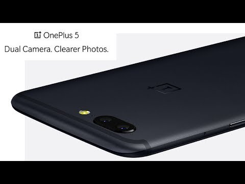 Thumbnail: OnePlus 5 - Official First Look