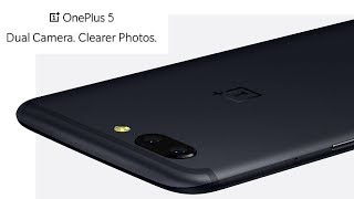 OnePlus 5 Official First Look