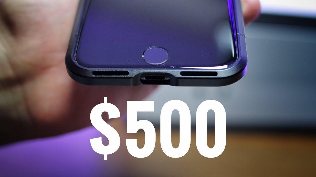 2ec55f65888 Mejor Bumper Aluminio Iphone 7 – Revista Visor
