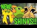 New Celebi Research PLUS 3 NEW SHINYS!! Pokemon Go NYC