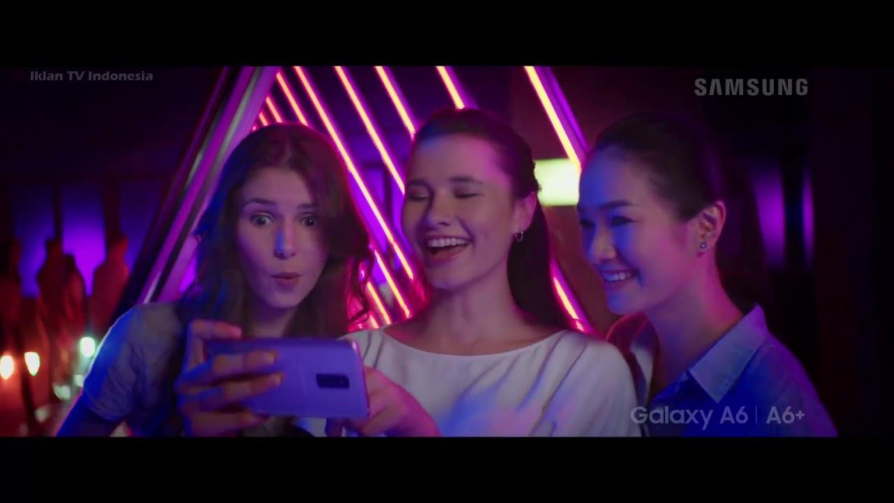 Iklan Samsung Galaxy A6 A6 Indonesia 30sec 2018 Youtube