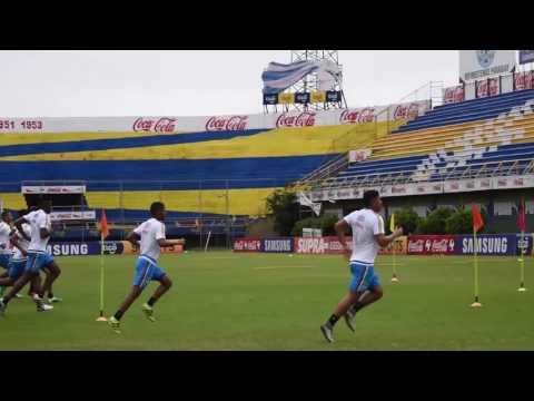 Práctica de campo en Asunción, Paraguay.