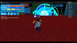Today we are playing boku no roblox . U can't believe what happens.........