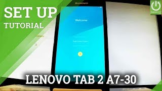 How to Set Up LENOVO Tab 2 A7-30 - Android Activation in LENOVO