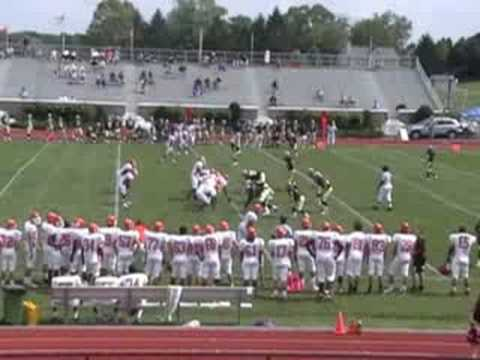 Penn Charter vs McDonogh 2008 Football (Rudy Johnson)