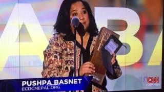 CNN SuperHero Pushpa Basnet from Nepal