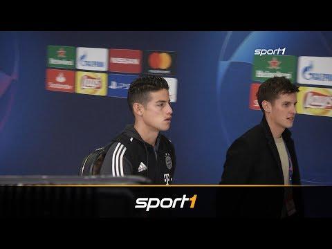 James nennt Bedingungen für Verbleib beim FC Bayern | SPORT1 - TRANSFERMARKT