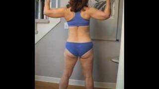 Nancy gets fit at 50...P90X and Insanity Transformation!