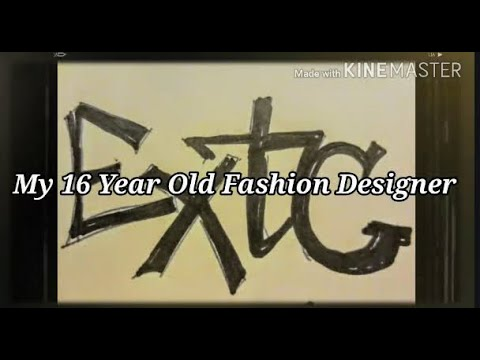 My 16 Year Old Wants To Be A Fashion Designer Youtube