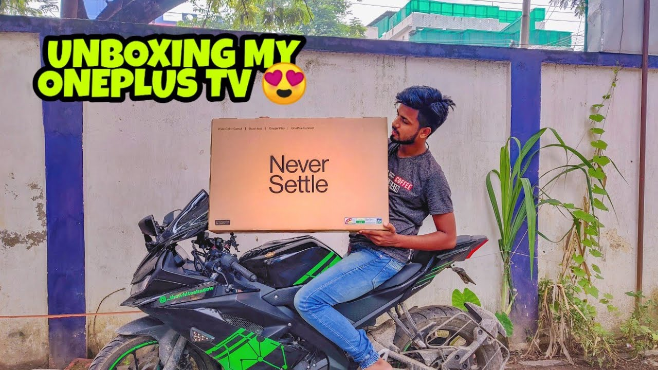 UNBOXING MY LATEST ONEPLUS TV PRICE 1*999 ONLY | Installation and Quick Setup | OnePlus Y32