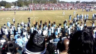 Ribault Vs. Raines Game 2013 - Ribault Band
