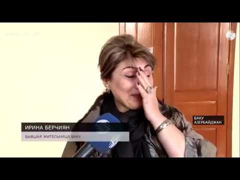 Бакинская армянка спустя 30 лет посетила свою бывшую школу