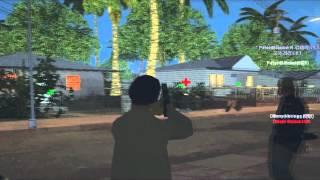 [TGF:RP] gang war