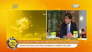 Entrevista a Arnaldo Fernández, gerente banca personal del BNF